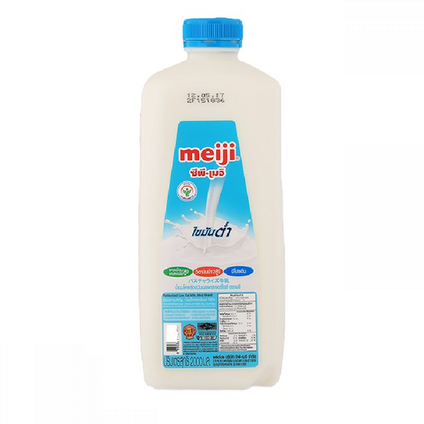 MEIJI FRESH MILK HI CAL2000ML