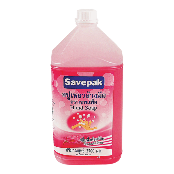 Savepak LIQUID SOAP PINK 3700 ml x1 gal
