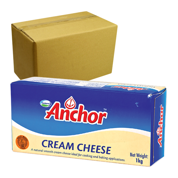 CREAM CHEESE 1 KG*12