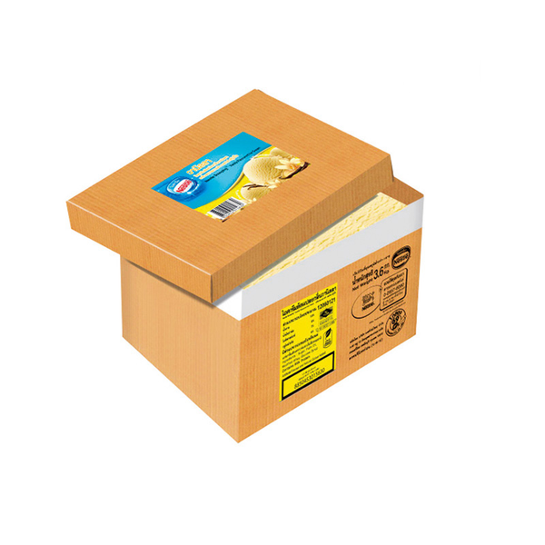 VANILA MINI BULK Box. 3.6 KG 1 BOX