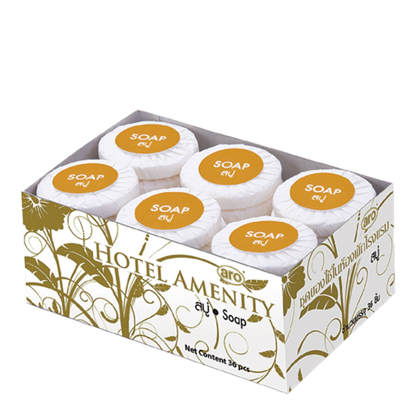 aro Hotel Amenity Soap 15 g x36 pc
