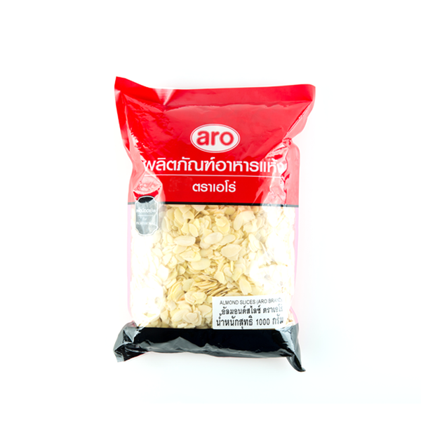 ARO ALMOND SLICED 1 X 1000 G.