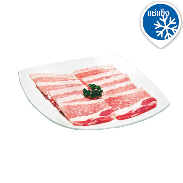 Aro Frozen Pan Grilled Pork Belly 1000g 1pack