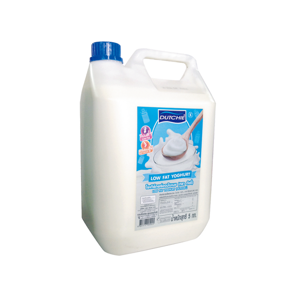 LOW FAT YOGHURT 5L
