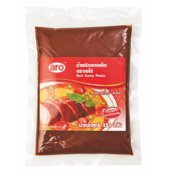 ARO RED CURRY PASTE 250G*1