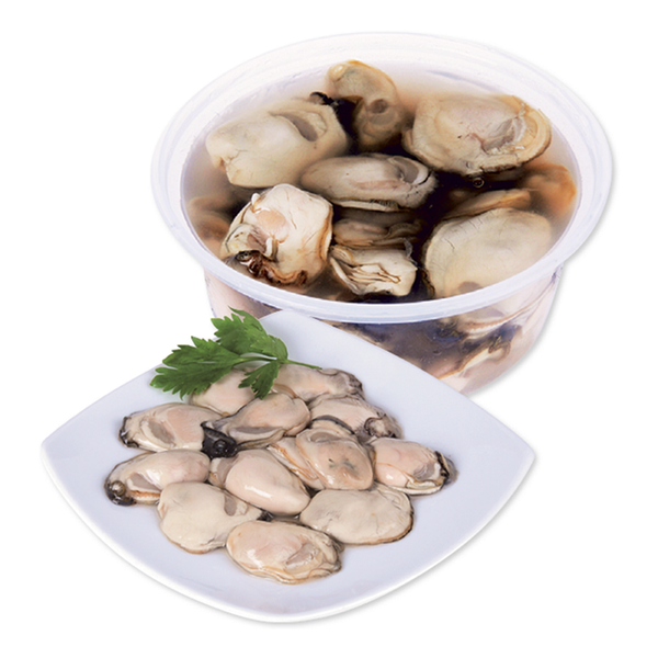 Oyster Meat (In Cup) 150 g * 1 pack