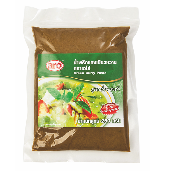ARO GREEN CURRY PASTE 250G*1