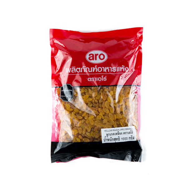 ARO GOLDEN RAISIN 1KG.*1