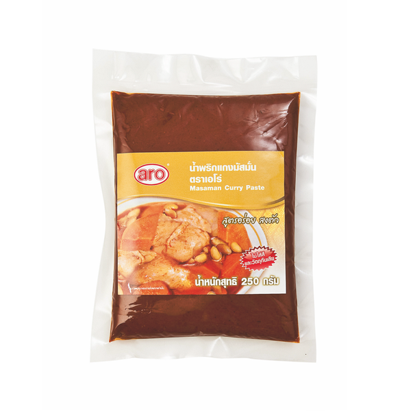 ARO MASAMAN CURRY PASTE 250G*1
