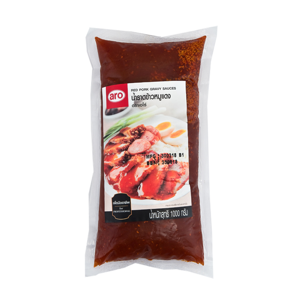 ARO SAUCE FOR THAI BBQ PORK WITH RICE 1 KG
