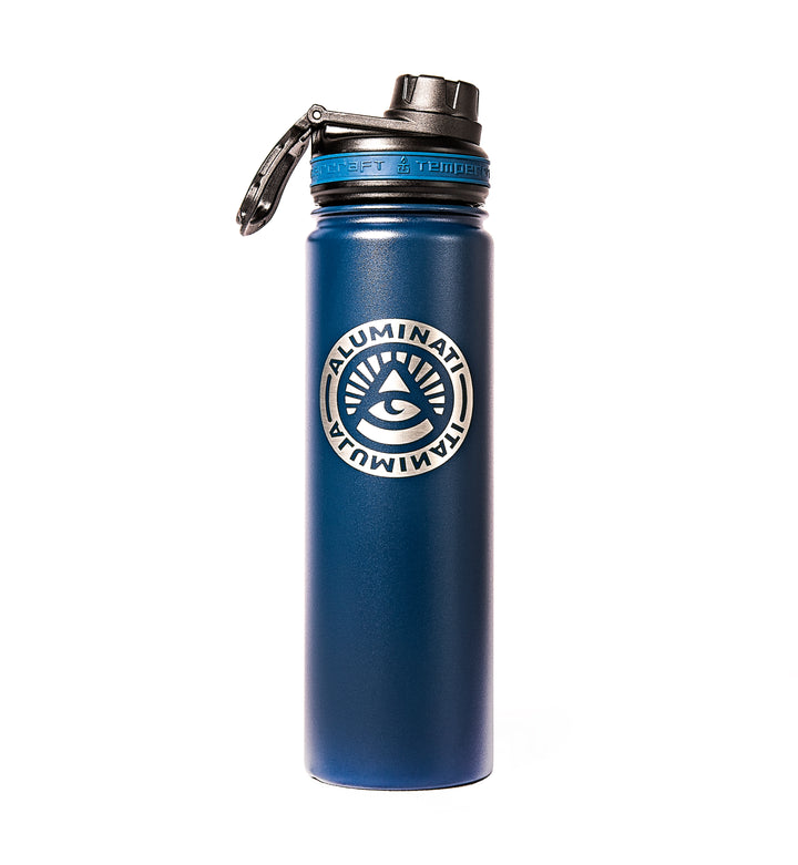 Aluminati Custom Water Bottle