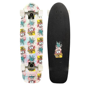 Pineapple Head Aluminati Cruiser Board