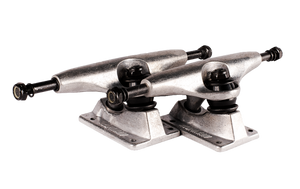 Large RAW ALUMINATI SKATEBOARD TRUCKS