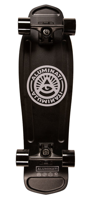 Aluminati Traditional Aluminum Cruiser