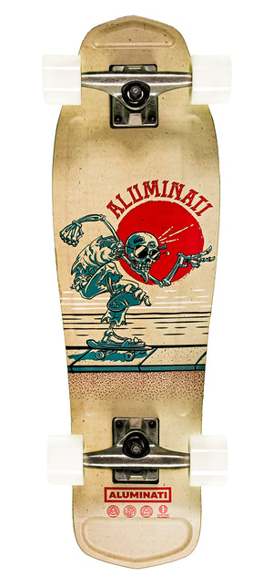 Aluminati to the bone cruiser