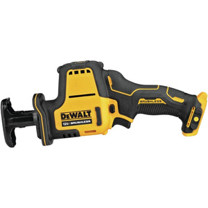 DeWalt DCS312B XTREME 12V MAX Brushless One-Handed Reciprocating Saw, Tool Only