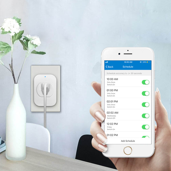 smart wifi outlet,  smart socket, home automation