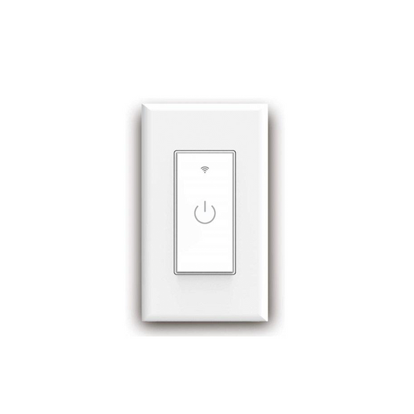 Smart Wi-Fi Light Switch - Touch Style