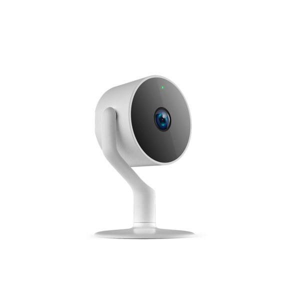 Wi-Fi Smart 1080P Indoor IP Camera with Night Vision, 2 Way Audio, Motion Detection,