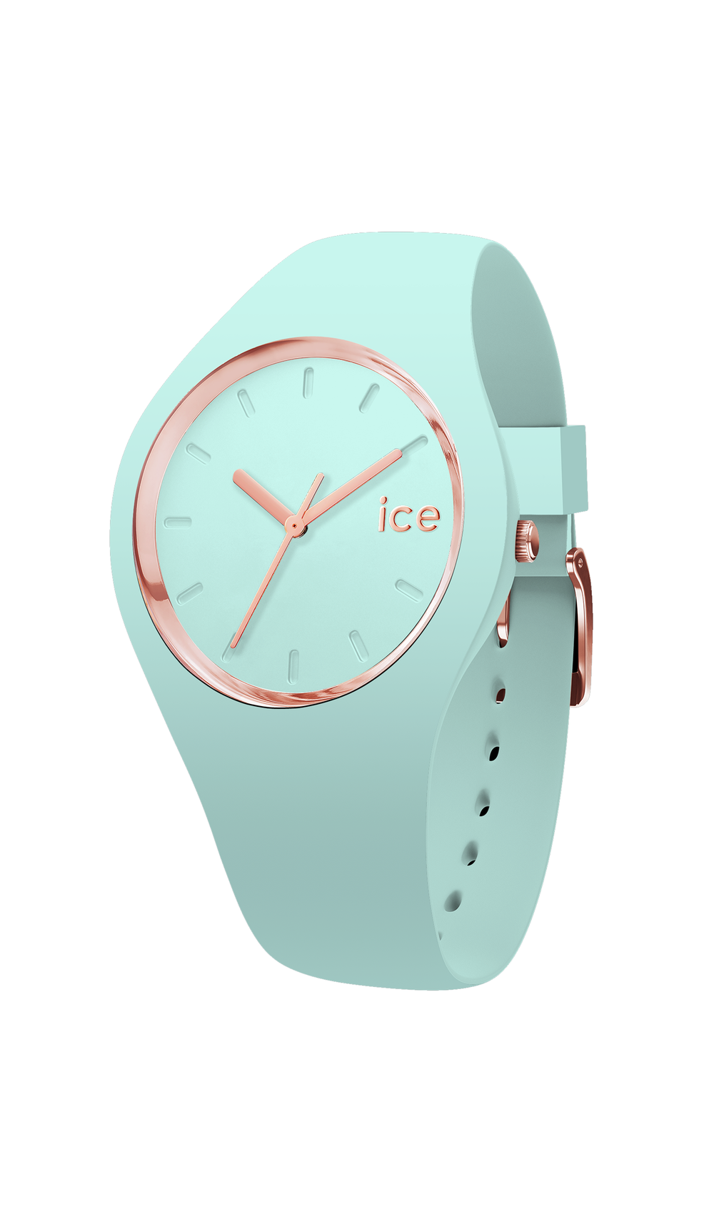 ICE glam pastel - Aqua - Small