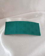 Large Textured Barrette