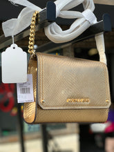 Load image into Gallery viewer, GOLD MICHAEL CROSSBODY