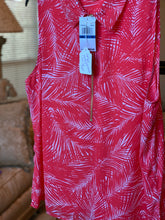 Load image into Gallery viewer, MICHAEL KORS SLEEVELESS BLOUSE SIZE XL