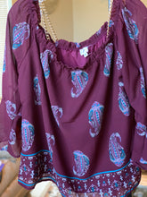 Load image into Gallery viewer, LADIES BLOUSE SIZE 1XL