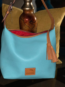 GENTLY USED DOONEY SHOULDER BAG