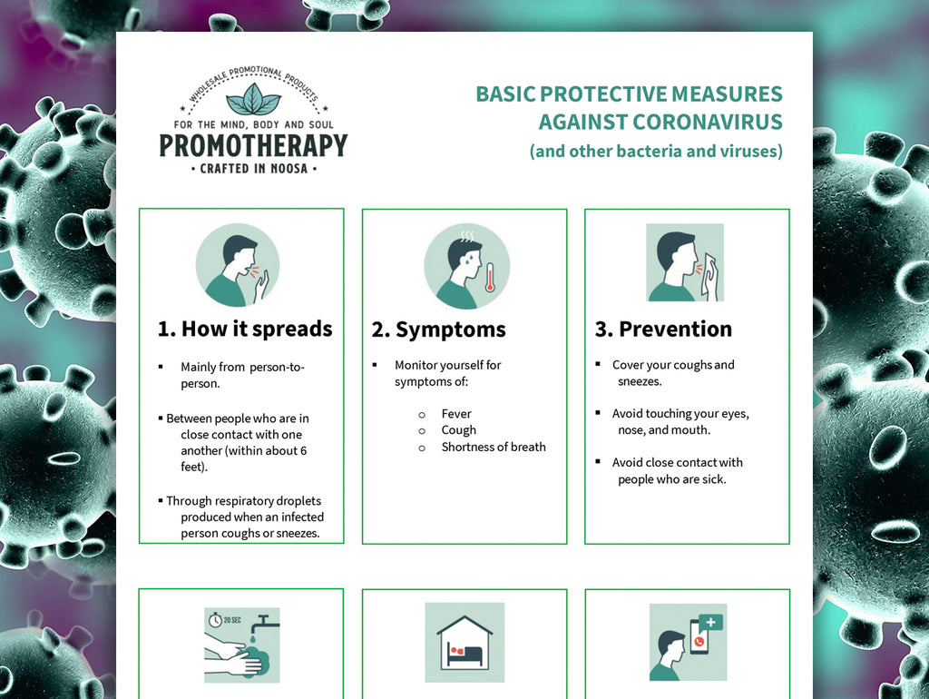 Coronavirus protective measures for business🦠🧼