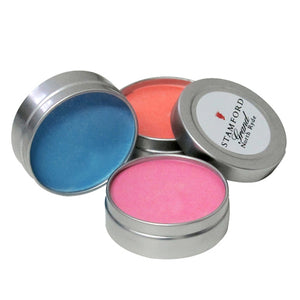 Coloured Zinc Twist-Top Tin