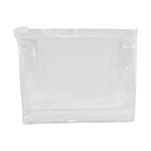 Clear PVC Vinyl Cosmetic Bag (Empty)