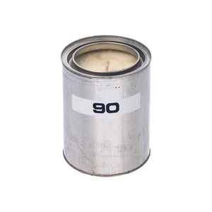 EMERGENCY CANNED CANDLE