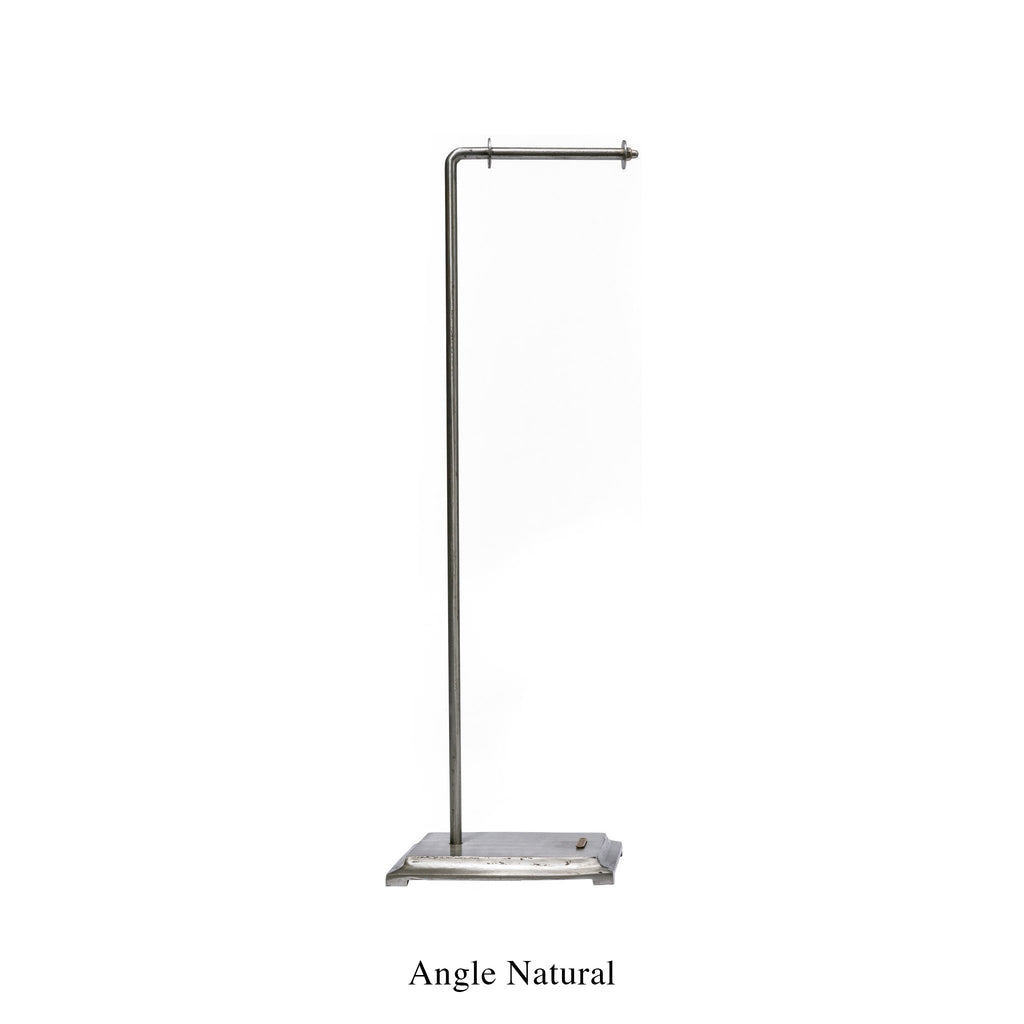 TOILET PAPER HOLDER: ANGLE