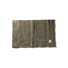 VINTAGE TENT FABRIC MAT