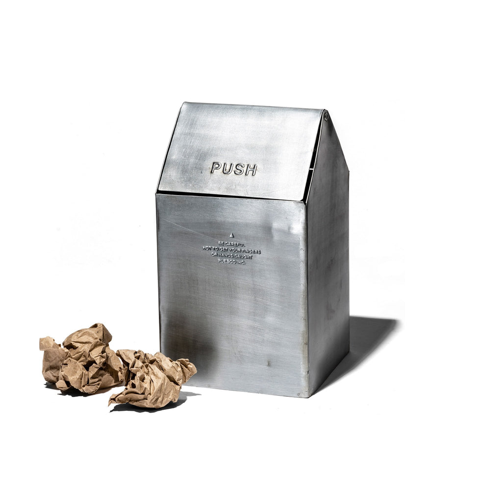COUNTERTOP DUSTBIN