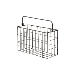 MAGAZINE WIRE BASKET