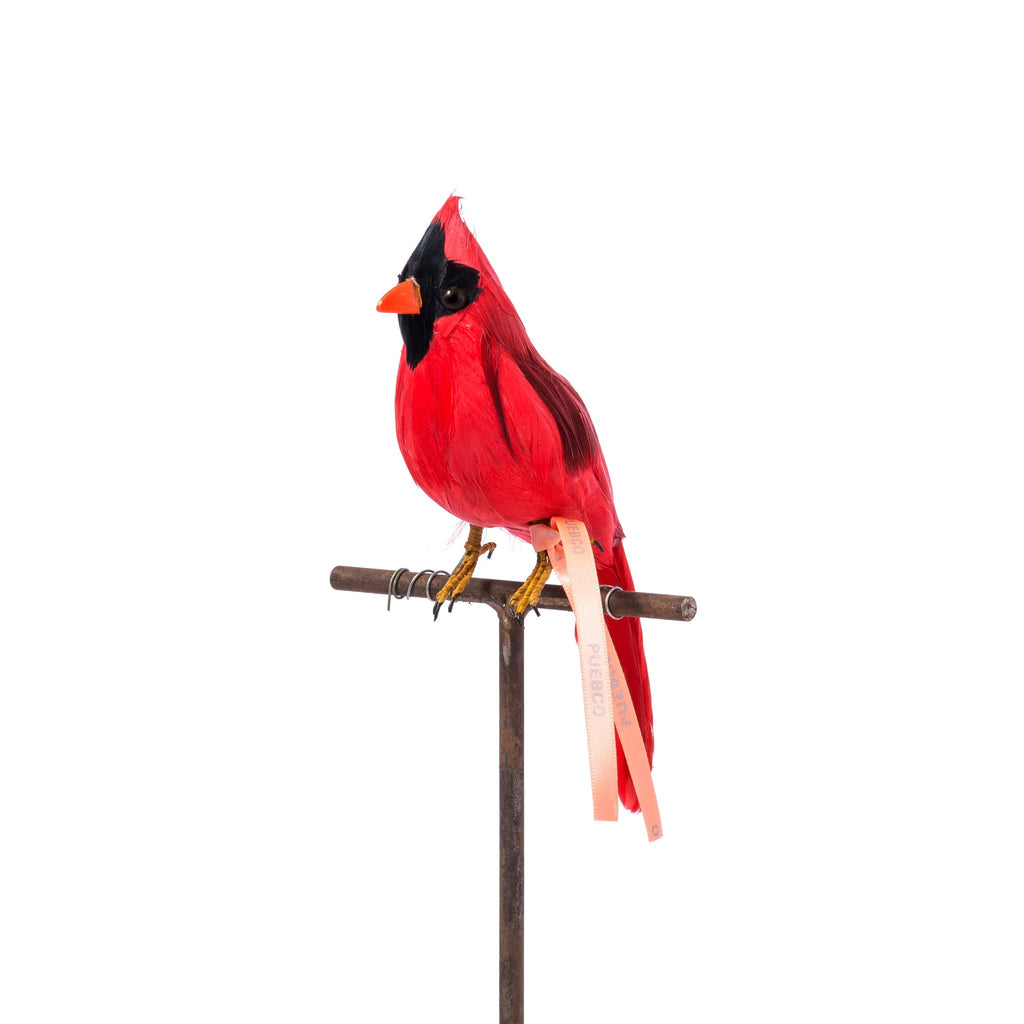 ARTIFICIAL BIRDS / Cardinal