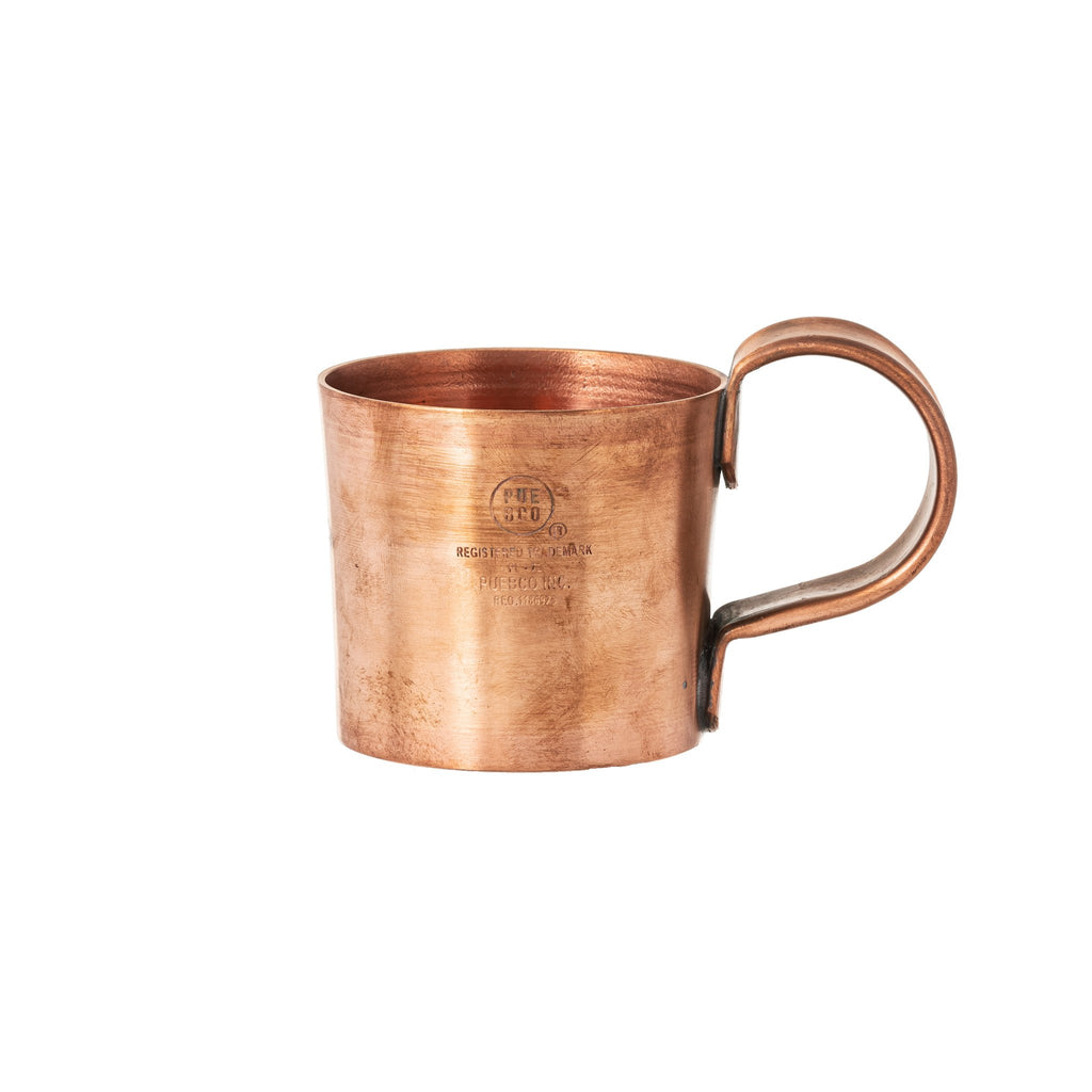 HEAVY COPPER MUG