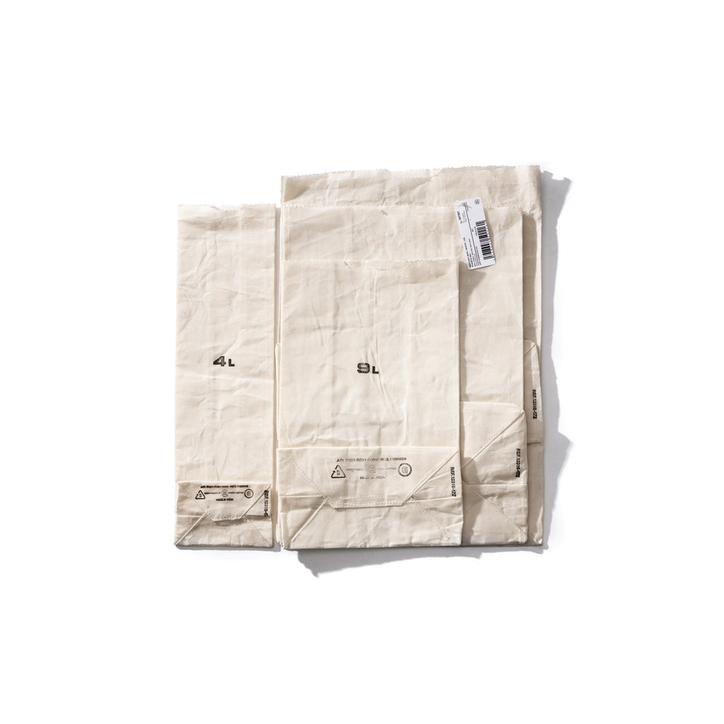 GROCERY BAG / White