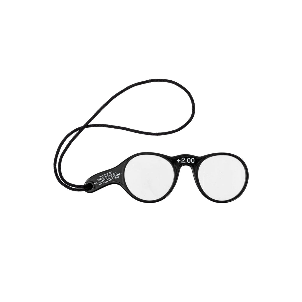 MAGNIFIER WITH GLASSES CODE