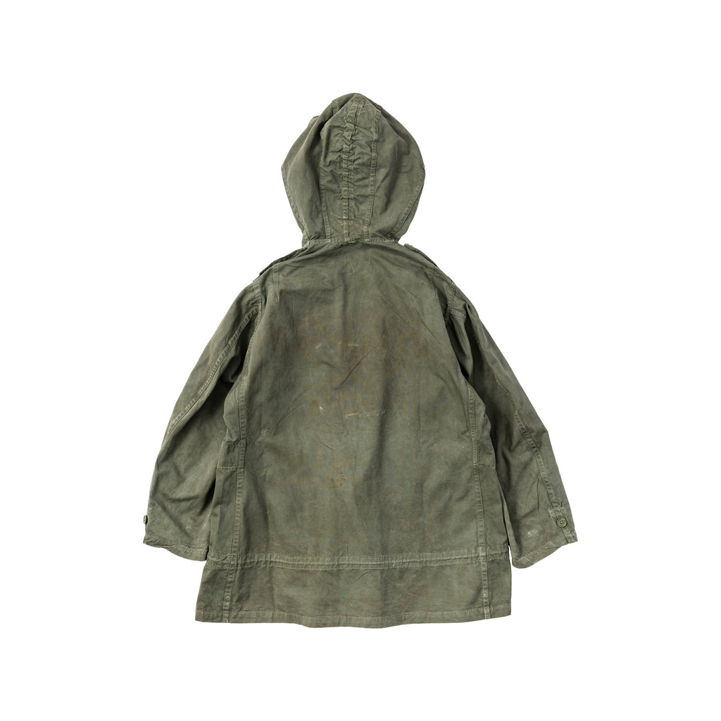 HOODED JACKET Q-1