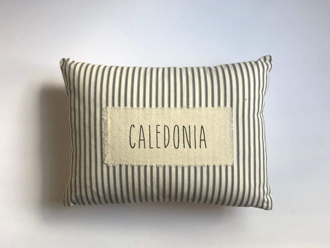 City Pillow