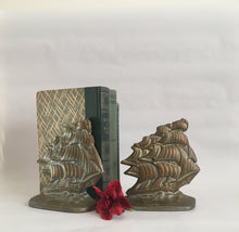 Vintage Nautical Bookends