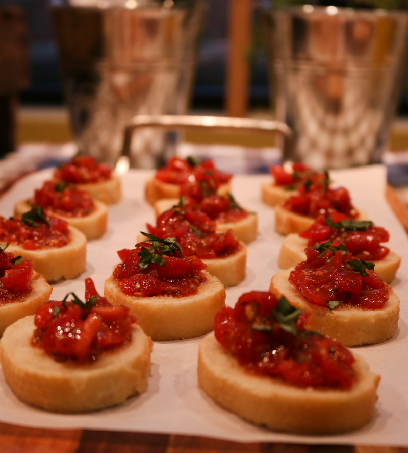 Our Favorite Bruschetta Recipe