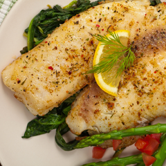Greek Seasoning Fish