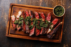 Chimichurri Sauce- Make your own sauce for steak!