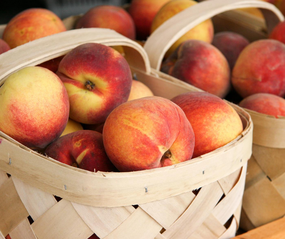 How to Pick the Perfect Peaches