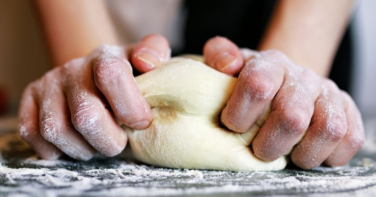 Olive Oil  Pizza Dough