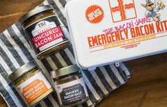 Emergency Bacon Kits TBJ Gourmet, Appetizers & Toppings, TBJ Gourmet - Olive & Basket